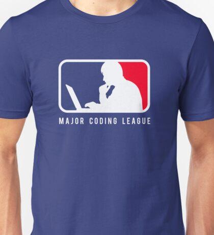 Major Coding League Unisex T-Shirt
