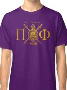 Most Powerful Pi Phi Classic T-Shirt