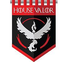 House Valor Photographic Print