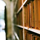 Brooklyn Art Library.  by Michael Stocks