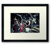 Schwinn Bicycles Framed Print
