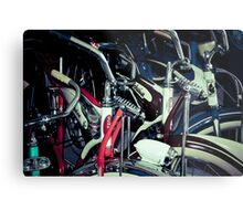 Schwinn Bicycles Metal Print