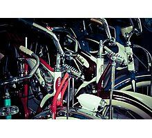 Schwinn Bicycles Photographic Print