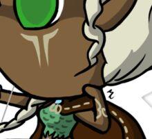 D&D Character: Illyana Sticker