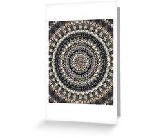 Mandala 125 Greeting Card