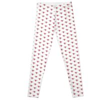 Uterus (pattern) Leggings