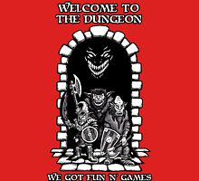 Welcome to the Dungeon Unisex T-Shirt