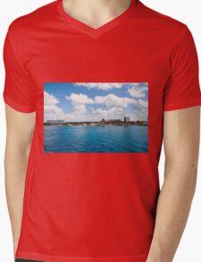 Coast of Cozumel  Mens V-Neck T-Shirt
