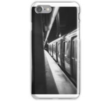 The Metro.  iPhone Case/Skin
