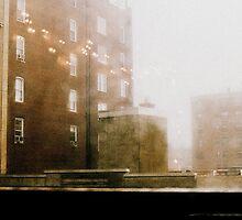 Hurricane Arthur / Columbia University  by Michael Stocks