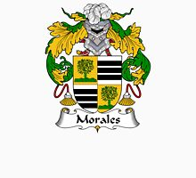 Morales Coat of Arms/Family Crest Unisex T-Shirt