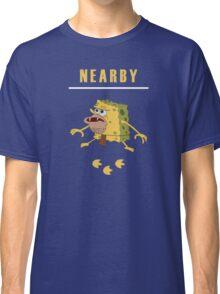 Rare Spongegar Cavemon is Nearby Classic T-Shirt