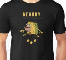 Rare Spongegar Cavemon is Nearby Unisex T-Shirt