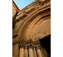 Holy Sepulchre Photographic Print