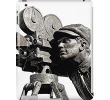 The Film Camera Man iPad Case/Skin