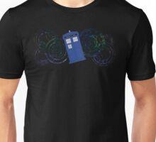 TARDIS Design Unisex T-Shirt