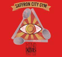 Saffron City Gym Kids Tee