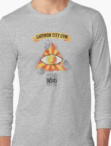 Saffron City Gym Long Sleeve T-Shirt