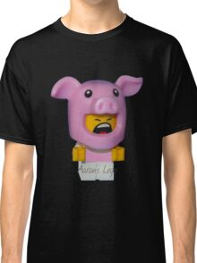 Cute Baby Piggy Classic T-Shirt