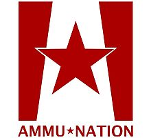 Ammu-Nation Photographic Print