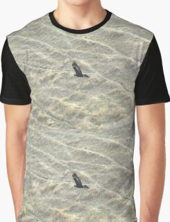 Wedge-Tailed Eagle Soaring Graphic T-Shirt