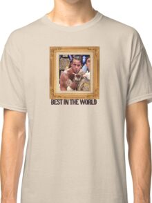 CM Punk Best In The World Classic T-Shirt