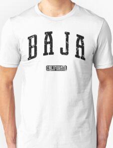 Baja California (Black Print) T-Shirt
