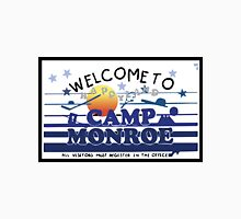 Welcome to Camp Monroe Unisex T-Shirt