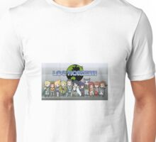 Log Horizon Cast Animated  Unisex T-Shirt