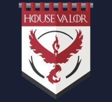 House Valor Kids Tee