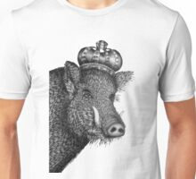 The Boar King Unisex T-Shirt
