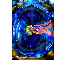 anime Marik  Photographic Print