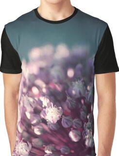 Pink Puff Graphic T-Shirt