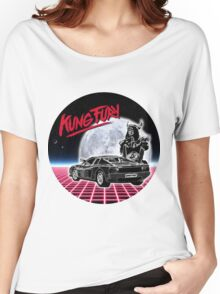 MOON FURY Women's Relaxed Fit T-Shirt