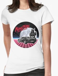 MOON FURY Womens Fitted T-Shirt