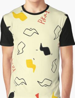 Pika Power Graphic T-Shirt