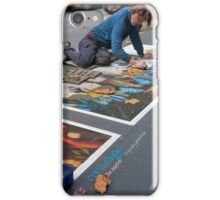 Pavement Artist iPhone Case/Skin