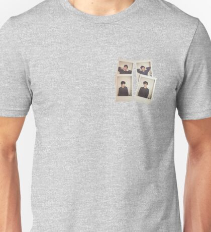 Aaron Carpenter Polaroid p2 Unisex T-Shirt