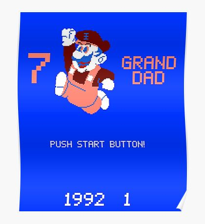 7 Grand Dad  Poster
