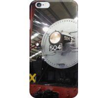 504 engine iPhone Case/Skin