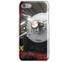504 engine iPhone Case/Skin