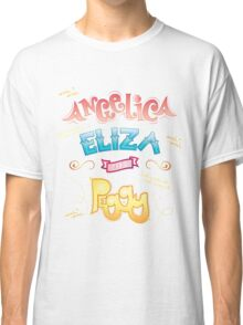 The Schuyler Sisters! Classic T-Shirt