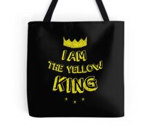 I AM THE YELLOW KING - TRUE DETECTIVE Tote Bag