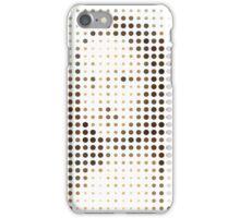 Mona Lisa Dots iPhone Case/Skin