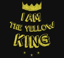 I AM THE YELLOW KING - TRUE DETECTIVE T-Shirt
