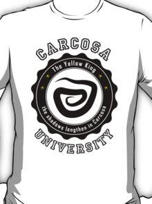 Carcosa University - True Detective T-Shirt