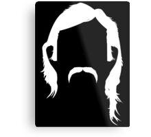Rust Cohle - True Detective Metal Print