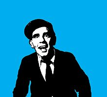 Ooo, Mr Grimsdale! It's Norman Wisdom by iconiComedy