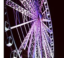 Brisbane Eye by nilaoghaire
