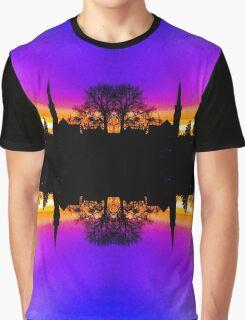 Color Peak Graphic T-Shirt